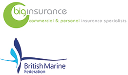 BIG Insurance and Marine Federation logos